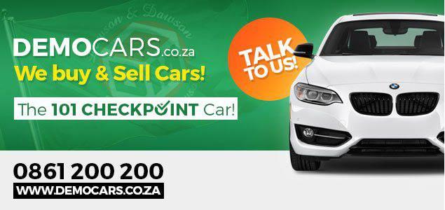 New Used Car Dealership Demo Cars